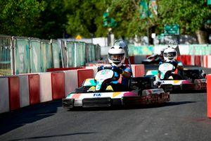 FIA youth olympics karting