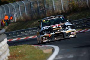 #806 Mathilda racing Seat Cupra TCR: Andreas Gülden, Heiko Hammel