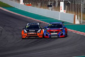 Martin Ryba, Brutal Fish Racing Team Volkswagen Golf GTI TCR, Enrique Hernando, Sports & You Peugeot 308 TCR