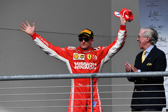 Racewinnaar Kimi Raikkonen, Ferrari
