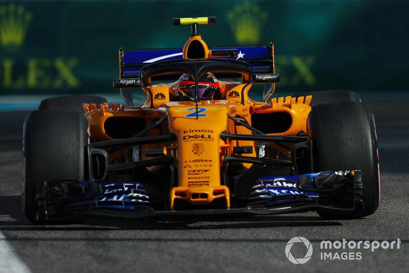 18: Стоффель Вандорн, McLaren MCL33 – 1:38.577