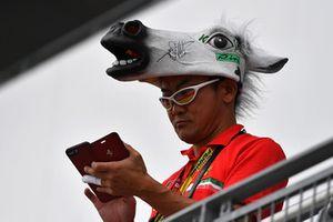 Tifoso di Sebastian Vettel, Ferrari