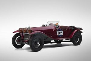 Luigi Scarfiotti, Scuderia Ferrari, 1930 Alfa Romeo 6C 1750 Gran Sport Spider