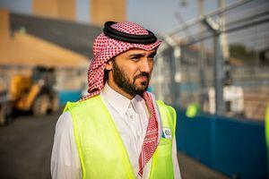 'Saudia' Ad Diriyah E-Prix track presentation