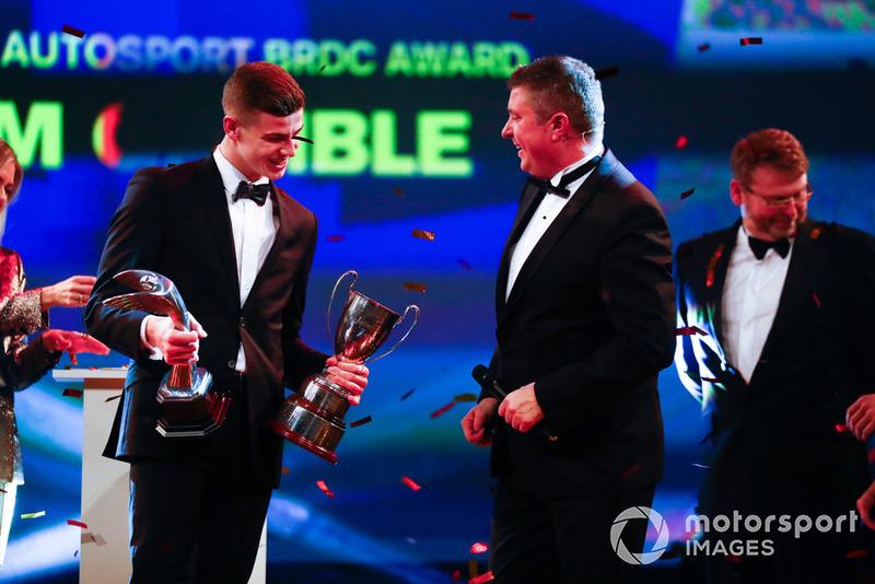 McLaren Autosport BRDC Award : Tom Gamble