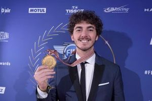 Francesco Bagnaia, Champion du monde Moto2