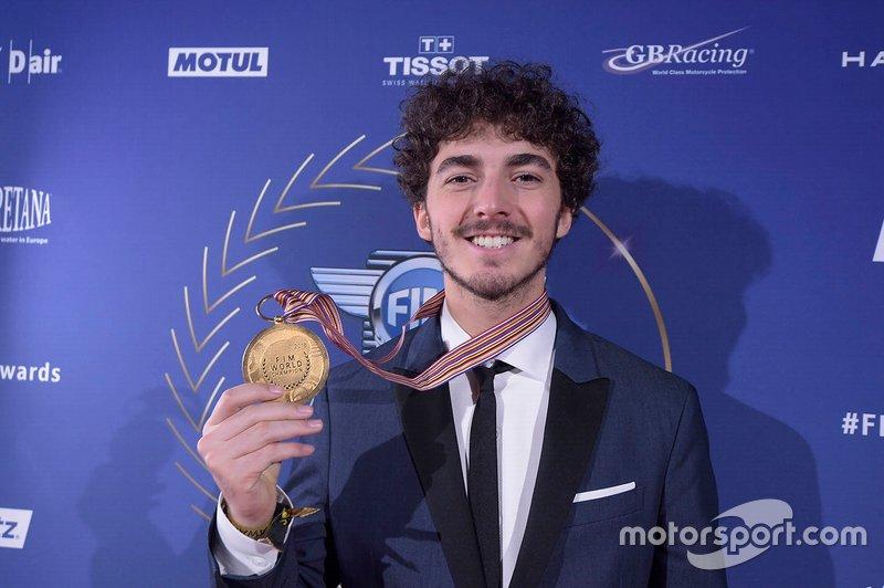 Moto2 Campeón Francesco Bagnaia