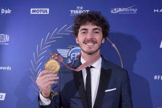 Moto2 Champion Francesco Bagnaia