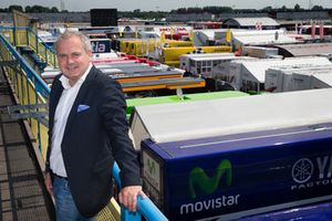 Arjan Bos, voorzitter TT Circuit Assen