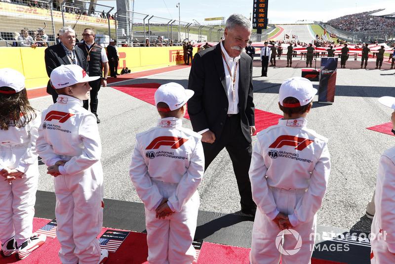 Amerikai Nagydíj - Austin - F1 2018