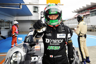LMGTE-Am pole: #88 Dempsey Proton Competition Porsche 911 RSR: Satoshi Hoshino