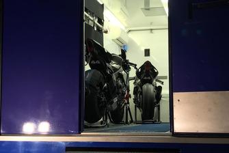 Мотоцикл Yamaha R1M Льюиса Хэмилтона