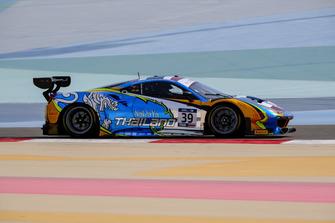 #39 Thailand, Kessel Racing TP12 Ferrari 488 GT3: Piti Bhirombhakdi, Pasin Lathouras