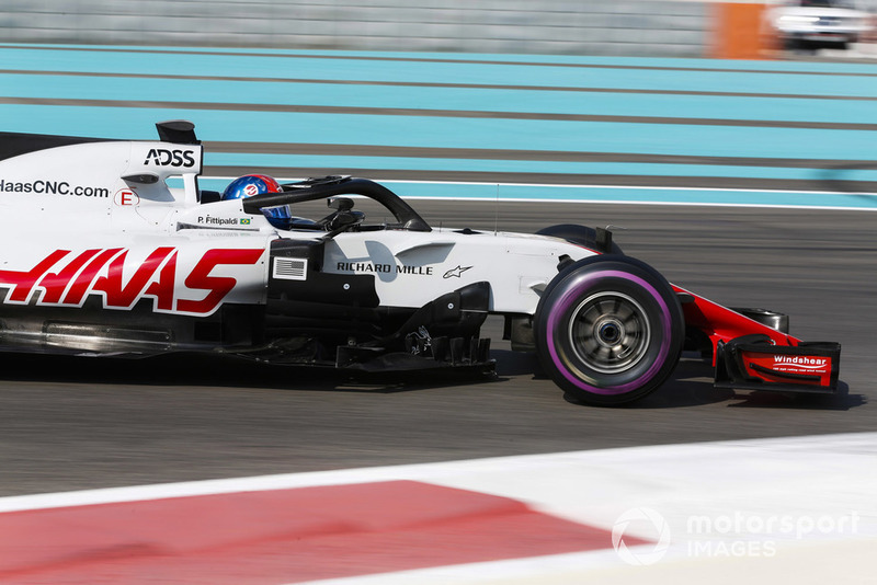 Pietro Fittipaldi, Haas F1 Team VF-18