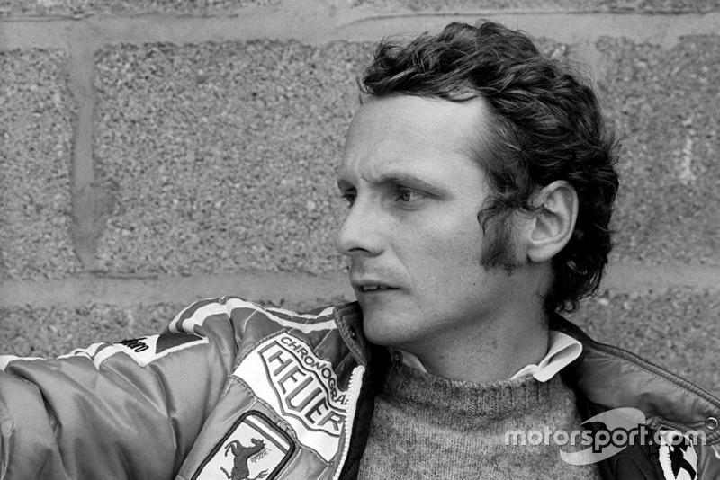 Niki Lauda (22 de febrero de 1949-20 de mayo de 2019)