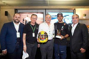 Lewis Hamilton, Mercedes AMG F1, Juan Manuel Fangio II