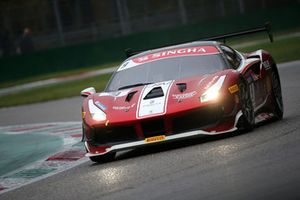 #9 Ferrari 488, Formula Racing: Niklas Nielsen