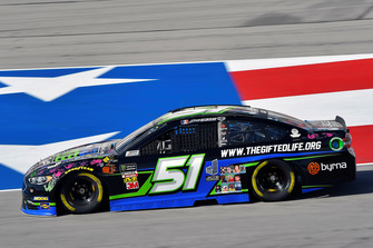 Joey Gase, Rick Ware Racing, Chevrolet Camaro Jacob Companies / Donate Life Texas