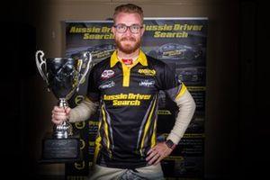 Matt Powers, winner of the Aussie Driver Search