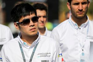 Yaqi Zhang, Team China