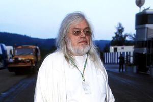 Jean Pierre Van Rossem, ex proprietario di Moneytron e dello sponsor Onyx