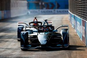 Gary Paffett, HWA Racelab, VFE-05 antes de Robin Frijns, Envision Virgin Racing, Audi e-tron FE05