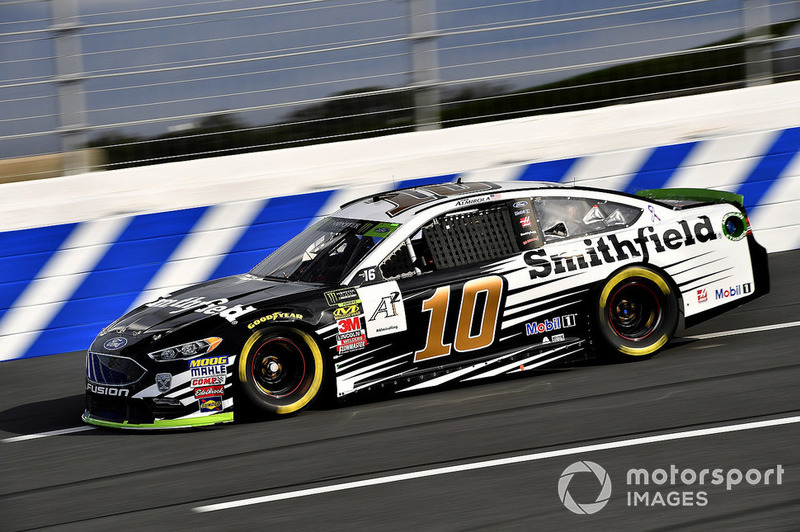 20. Aric Almirola, Stewart-Haas Racing, Ford Fusion Smithfield