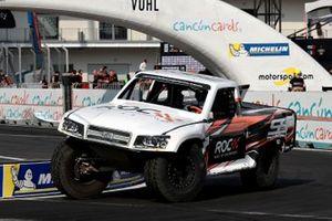 Memo Rojas, Stadium Super Truck