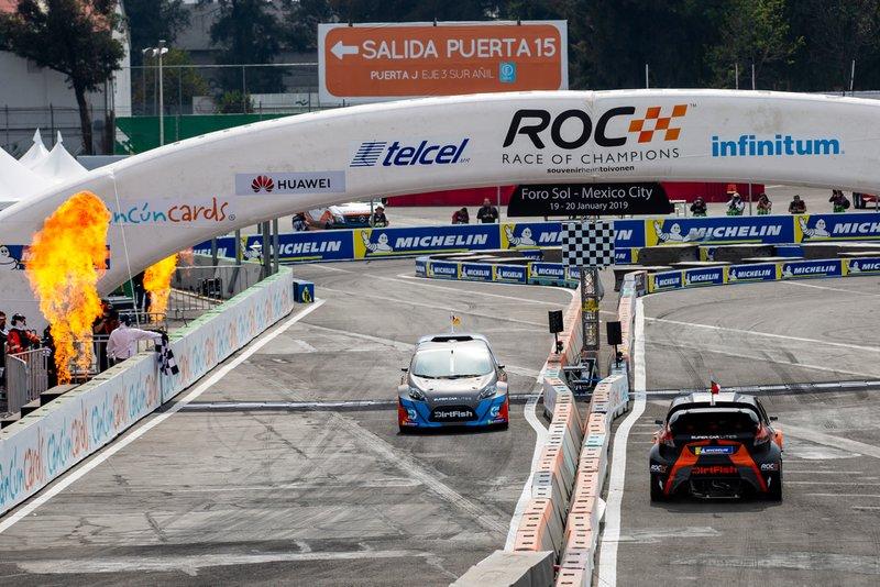 Memo Rojas, Sebastian Vettel, RX Supercar Lite
