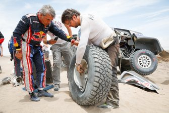#300 X-Raid Mini JCW Team: Carlos Sainz, dopo l'incidente