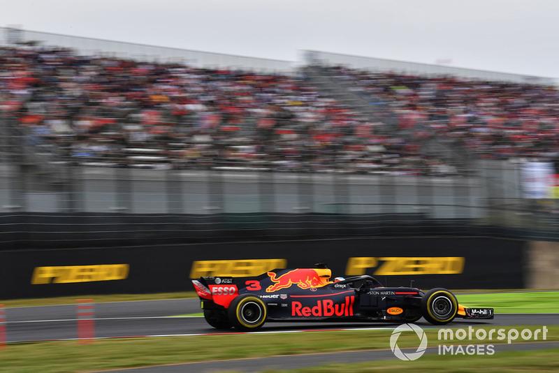 GP de Japón Daniel Ricciardo