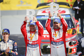 1. Sébastien Loeb, Daniel Elena, Citroën World Rally Team Citroën C3 WRC