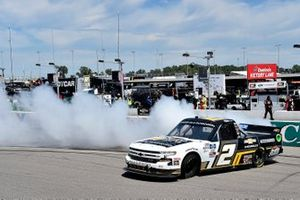 Sheldon Creed, GMS Racing, Chevrolet Silverado Chevy Accessories wins