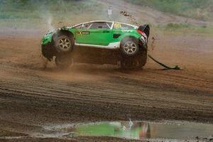 Crash of Atro Määtta, Ford Fiesta