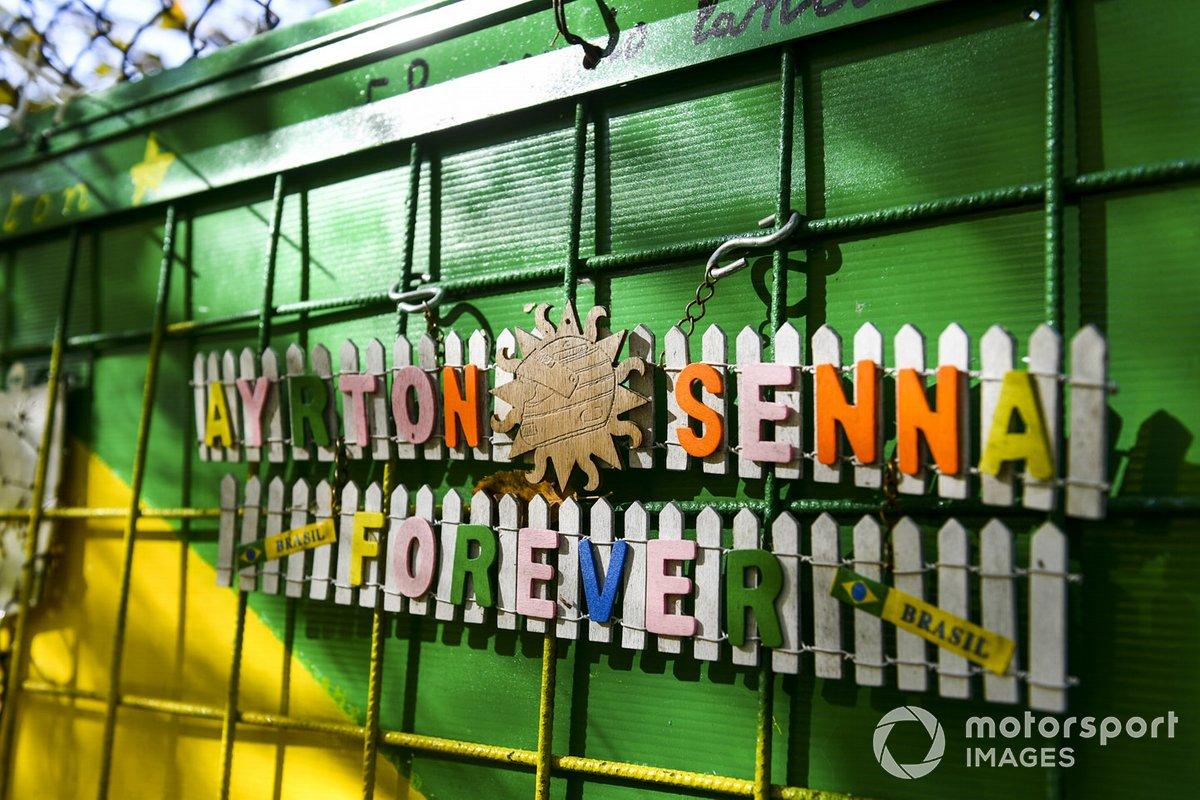 Un tributo a Ayrton Senna