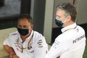 James Allison, Technical Director, Mercedes AMG