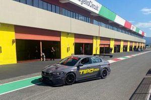 Luca Rangoni, Tecnodom Sport, Fiat Tipo TCR
