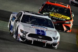 Clint Bowyer, Stewart-Haas Racing, Ford Mustang Ford Performance Racing School