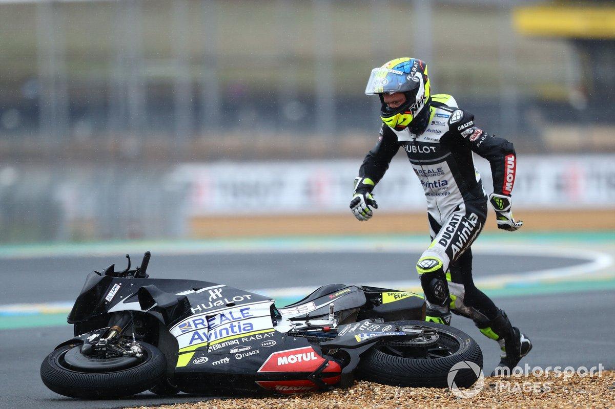 Tito Rabat, Avintia Racing dopo la caduta