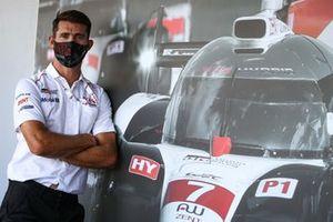 #7 Toyota Gazoo Racing: Jose Maria Lopez