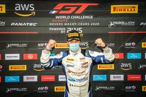 #26 Sainteloc Racing Audi R8 LMS GT3: Simon Gachet