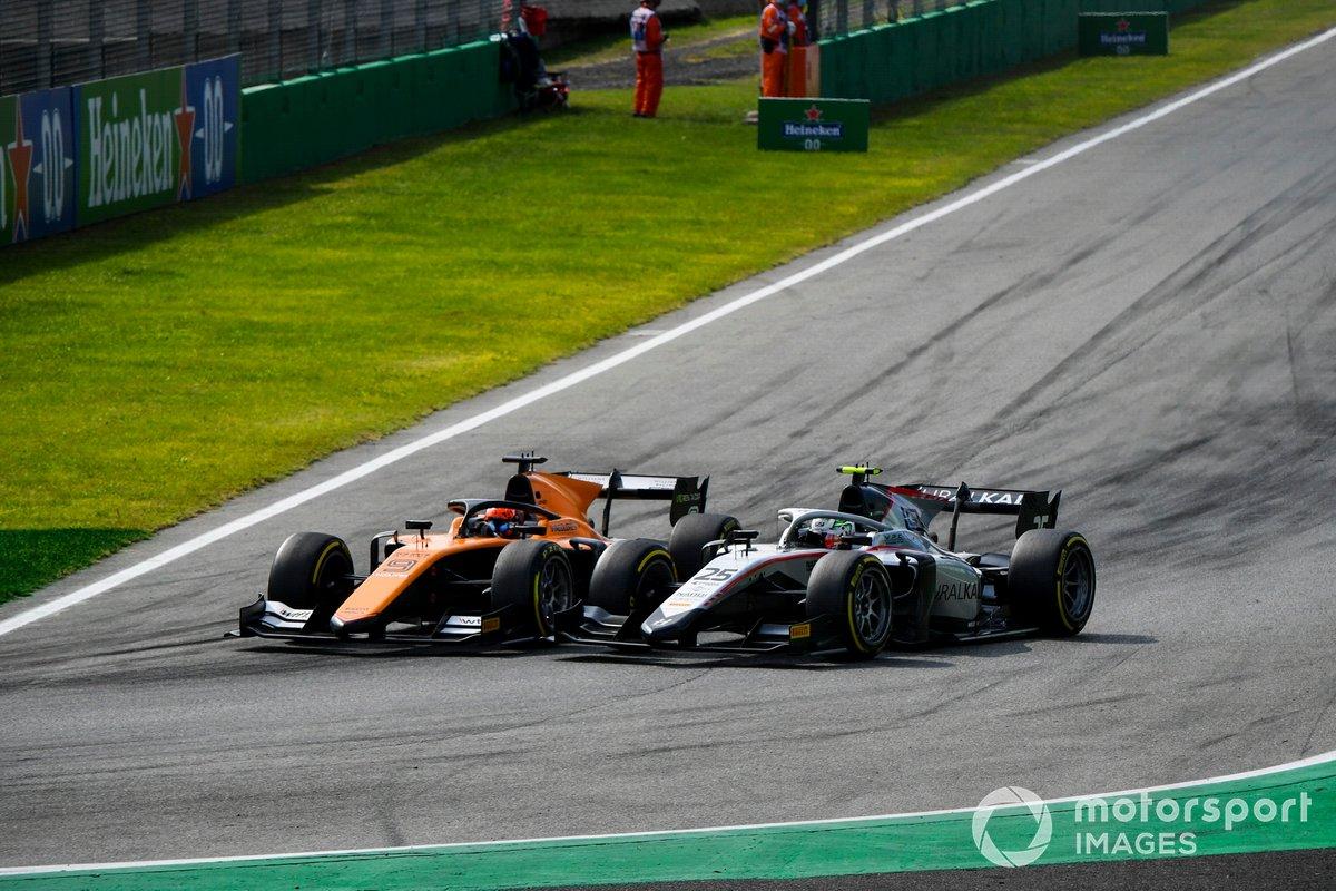 Jack Aitken, Campos Racing y Luca Ghiotto, Hitech Grand Prix