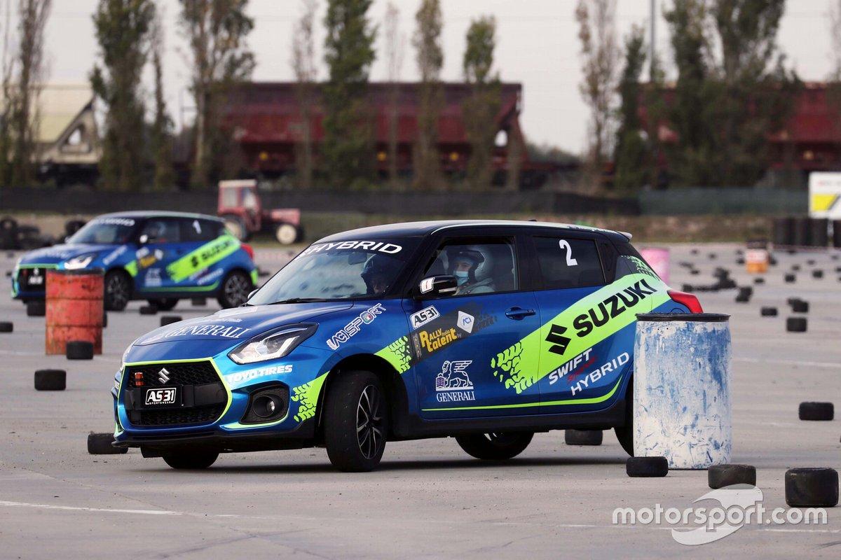 Aci Rally Italia Talent 2020