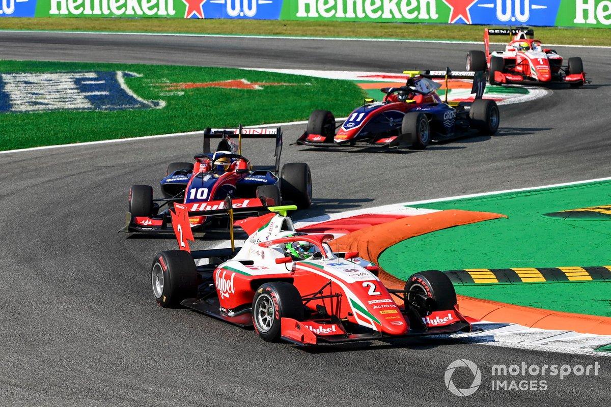 Frederik Vesti, Prema Racing y Lirim Zendeli, Trident