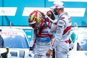 Nico Müller, Audi Sport Team Abt Sportsline and Robin Frijns, Audi Sport Team Abt Sportsline