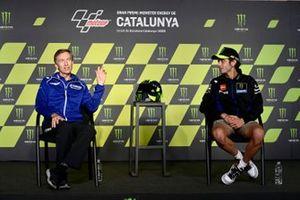 Valentino Rossi, Yamaha Factory Racing, Lin Jarvis