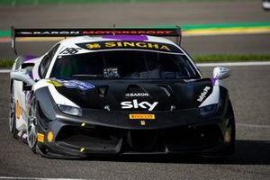 Michael Simoncic, Baron Motorsport, Ferrari 488 Challenge Evo