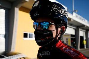 #30 Team WRT Audi R8 LMS: Rolf Ineichen, Frederic Vervisch