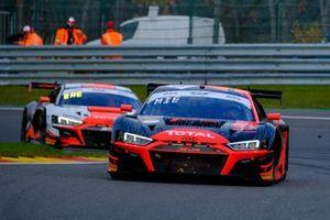 #31 Audi Sport Team WRT Audi R8 LMS GT3: Christopher Mies, Kelvin van der Linde, Dries Vanthoor