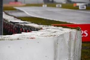 Tyre barriers